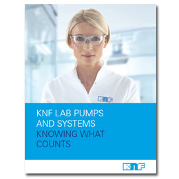 KNF catalog