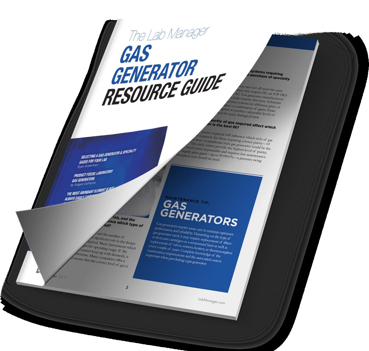 Gas Generator Cover