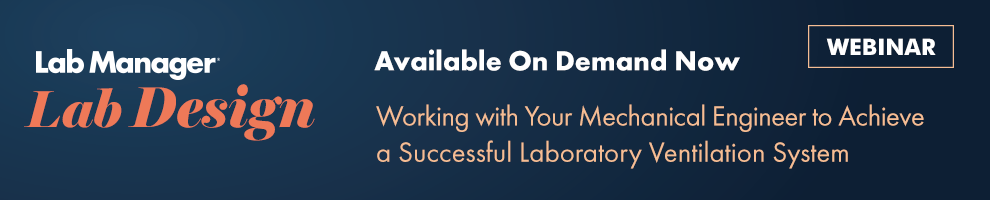 Laboratory Ventilation System Webinar Available On Demand Now