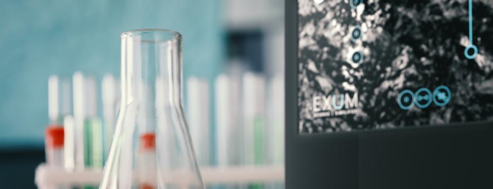 Exum in Lab